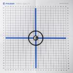 thermal zeroing target